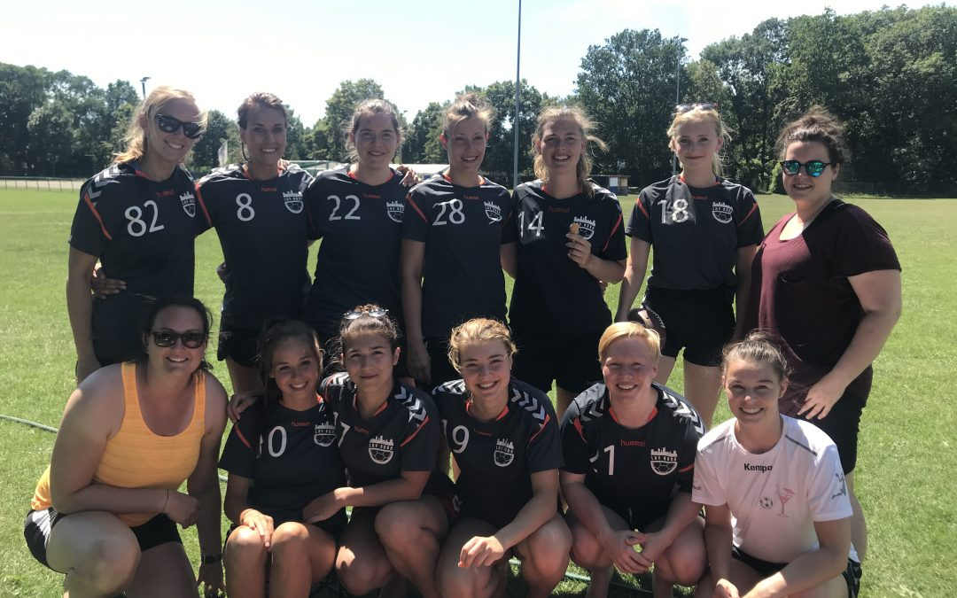 Saisonvorbereitung Teil 2: Spaß beim Handball
